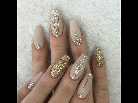 coffin nail art ideas 2016   youtube