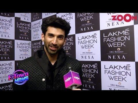 Aditya Roy Kapur talks about his upcoming film Kalank, his Instagram debut & more