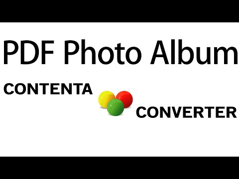 How to make a PDF photo album from your photos