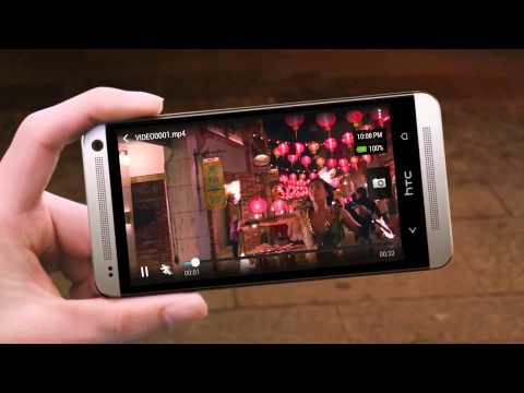 HTC One: Variable Speed Playback