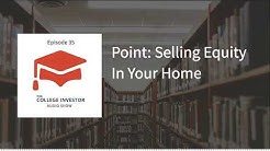Point: Selling Equity In Your Home