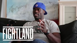 Uriah Hall Is Rising Through the UFC Ranks: Fightland Meets