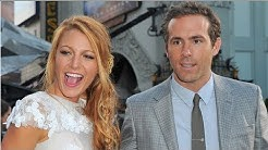Blake Lively and Ryan Reynolds Wedding Details - The Dress, the Rings!