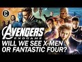 Will Avengers: Endgame Add the X-Men or Fantastic Four to the MCU?