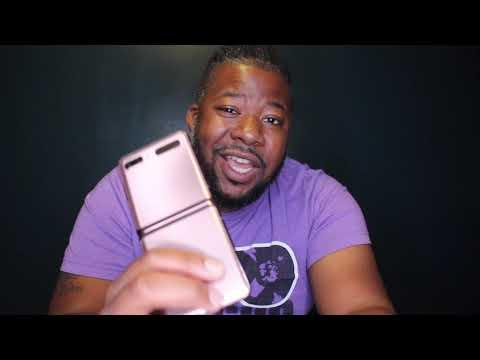 Samsung Galaxy Z Flip 5G First Impressions!