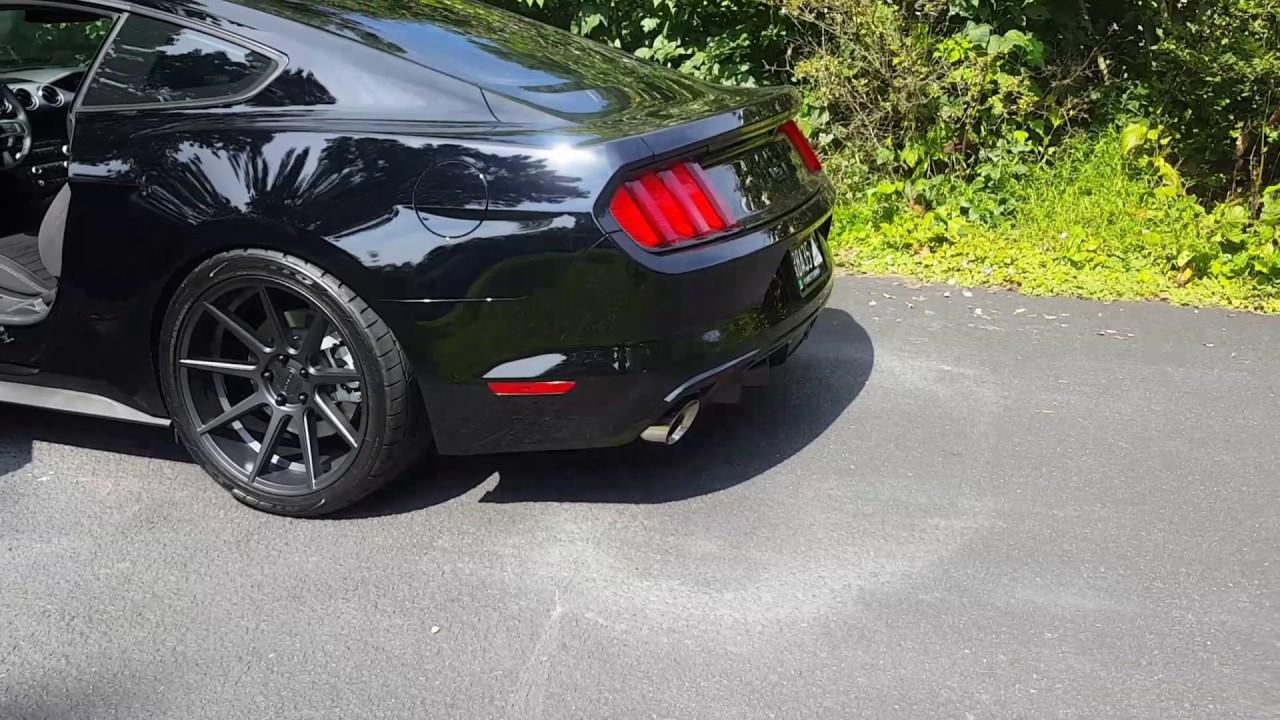 Ghost Cam Mustang