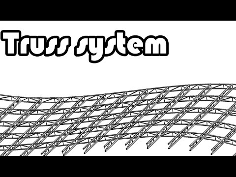 Learn revit in 5 Minutes - Truss system
