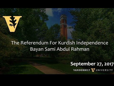 The Fight for Kurdish Independence