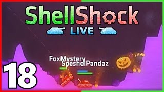 [18] Jack-o-Lantern Bomb! (Shellshock Live Multiplayer)