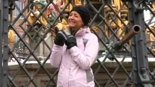Jeannie D Visits The German Christmas Markets (full Inserts)