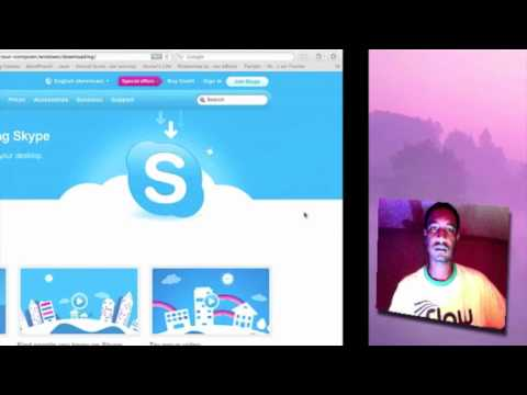 Installing Skype on Windows 7