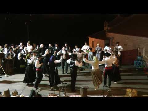 Portuguese folk dance: Malhão da Serra da Anta & Chula nova thumbnail
