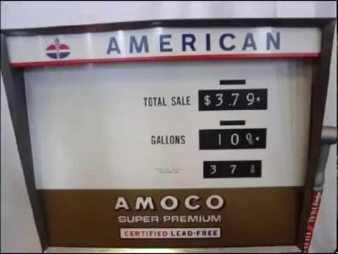 Amoco/American Oil 1970's radio commercial spots