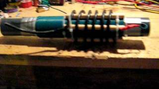 Kapanadze Generator - Part 1  Coil Construction