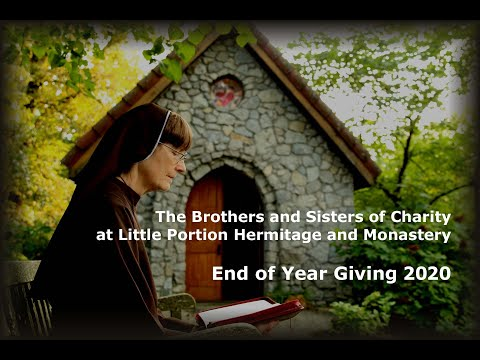 End-of-Year Giving 2020 for the Brothers and Sisters of Charity
