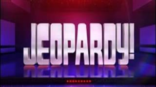 Jeopardy! Think Music October 2008-present
