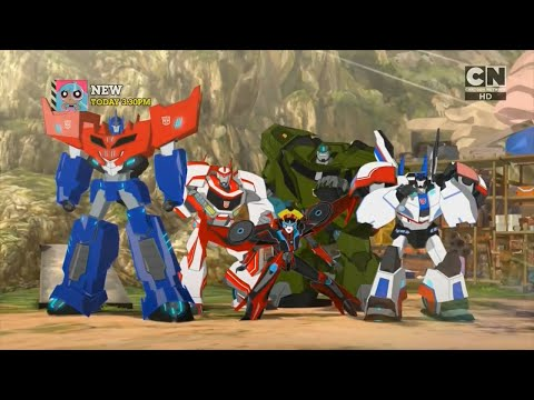 Transformers: Robots In Disguise - Combiner Force S3E25