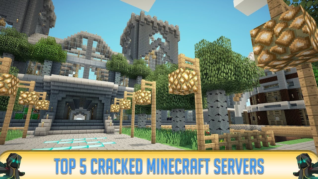 Minecraft 1.3 2 cracked servers