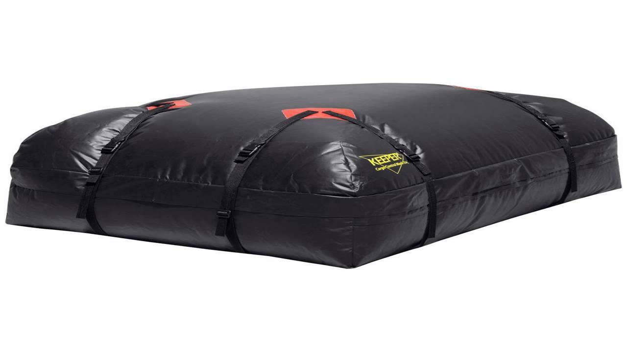 Keeper 07203 1 Waterproof Roof Top Cargo Bag 15 Cubic Feet