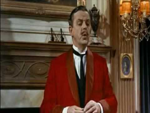 a british nanny mary poppins david tomlinson youtube. Black Bedroom Furniture Sets. Home Design Ideas