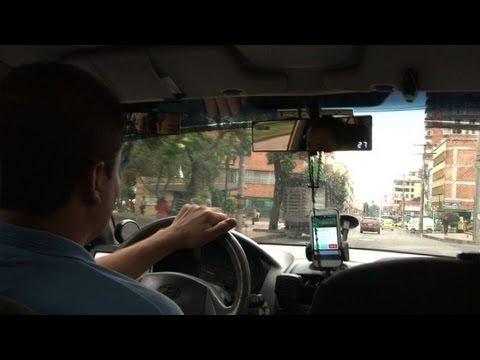 Secuestro exprés en Bogotá