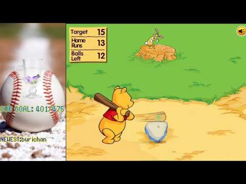 Winnie the Pooh's Homerun Derby Race: A Severe Mistake
