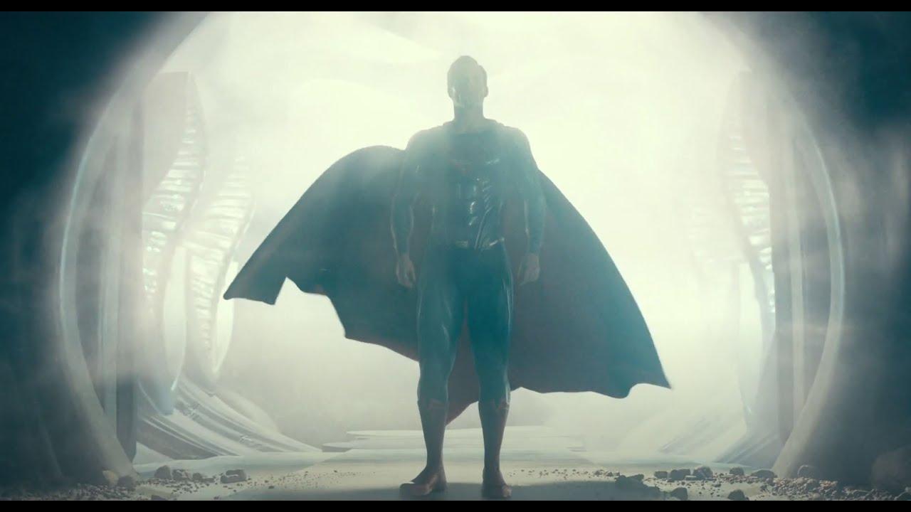 Justice League 2017 Deleted Scenes Super Man