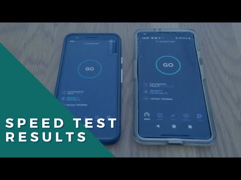 Visible vs. Verizon Data Speed Test Results: Side-by-Side Comparison!