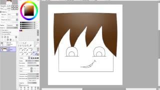 как рисовать красивый арт? ( очень просто! )(в этом видео уроке я вам покажу как рисовать в paint toll sai! давайте наберём 15 лайков позязя :3., 2014-02-10T03:17:54.000Z)