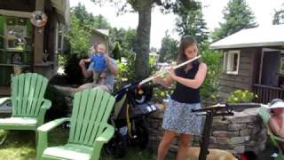 Katie Nunner, Cashiers Village Hillside Shops, 7/10/10
