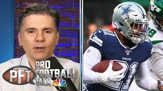 Ezekiel Elliott, DeMarcus Lawrence need to live up to contracts | Pro Football Talk | NBC Sports