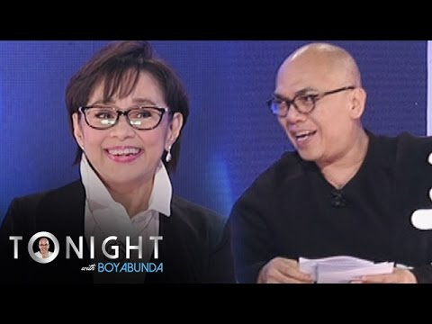 TWBA: Fast talk with Vilma Santos