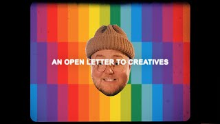 Lottery Winners - Open Letter to Creatives