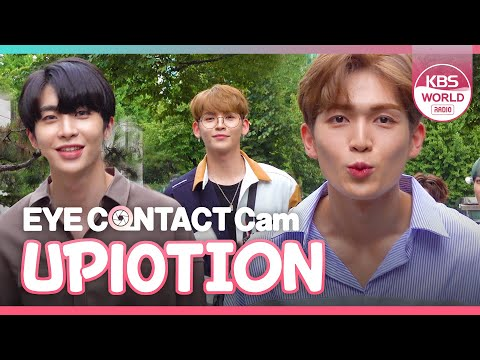 [4K] UP10TION EYE CONTACT CAM :: 업텐션 아이컨택캠(190906 MUSIC BANK) - 동영상