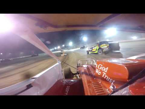 Albany Saratoga Speedway Sportsman Feature 8/4/2017