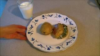 картошка фольга    Диета/Меню 1200Ккал/220Ккал-Картофель в фольге