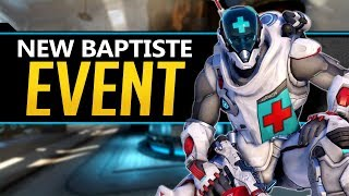 Overwatch NEW Baptiste Skin, Story, and Event!