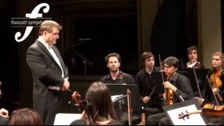 Robert Schumann - Symphony No. 3 (Rheinische) - 2 Scherzo: Sehr Mäßig - Frascati Symphonic