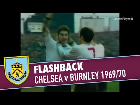 FLASHBACK | Chelsea v Burnley 1969/70
