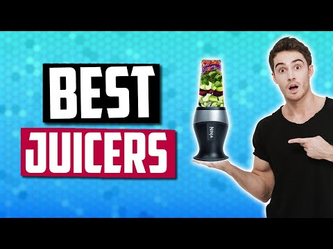 Best Juicer In 2019 | Top 5 Options For Celery, Greens & Healthy Drinks!