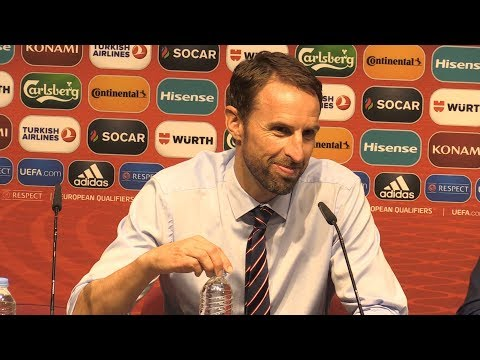 Malta 0-4 England - Gareth Southgate Full Post Match Press Conference - World Cup Qualifying