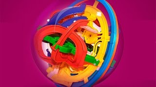 Головоломка Лабиринтус - обзор игрушки(1. Шар-головоломка 13 см 100 барьеров - https://vk.cc/5Uoz2t 2. Шар-головоломка 20 см 100 барьеров - https://vk.cc/5UozxN 3. Шар-голов..., 2016-11-07T11:03:22.000Z)