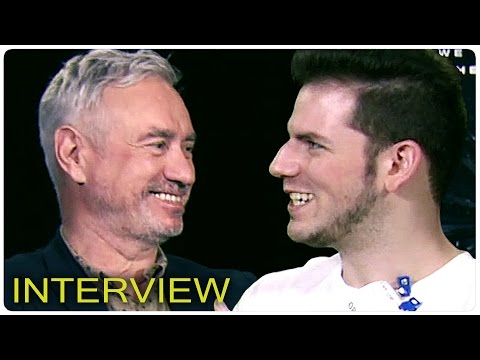 ROLAND EMMERICH Interview Zu INDEPENDENCE DAY Wiederkehr