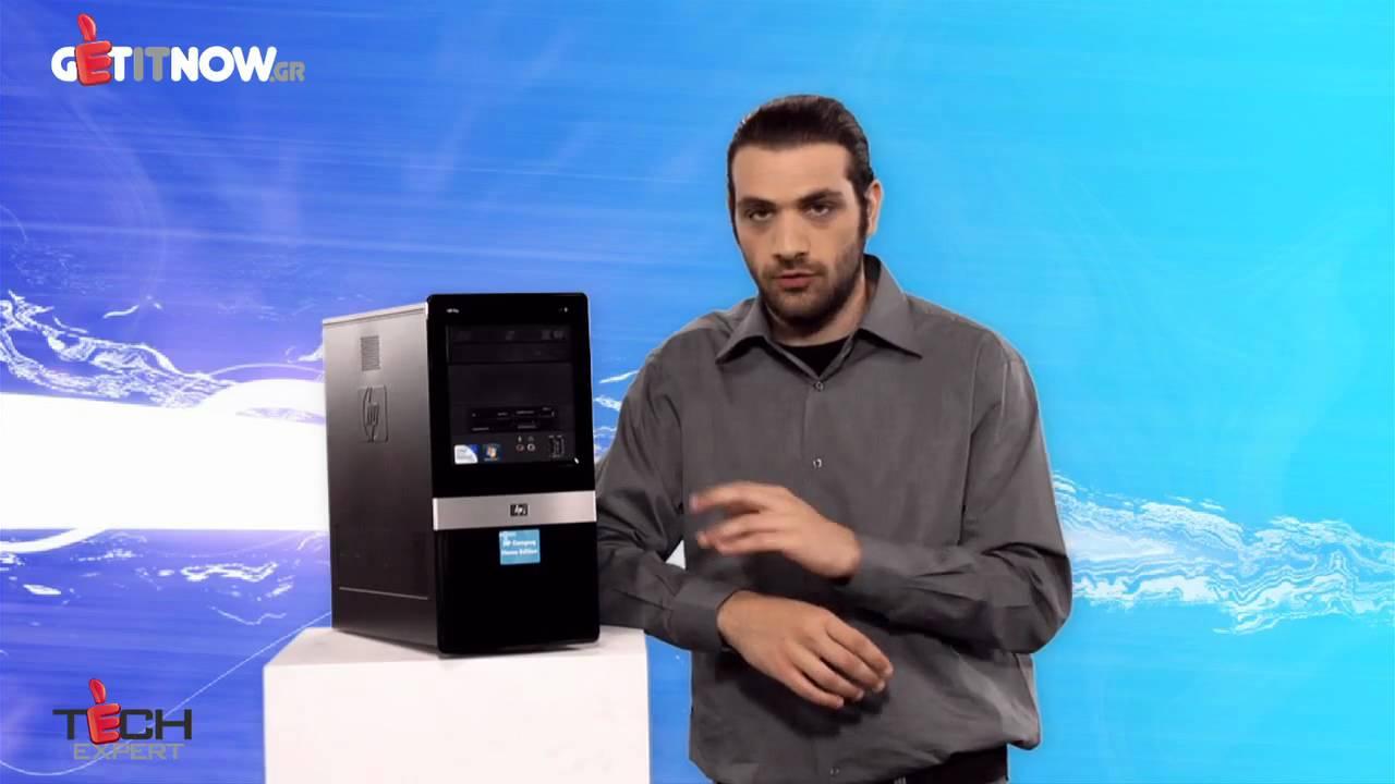HP PRO 3010 MICROTOWER DESKTOP by getitnow gr