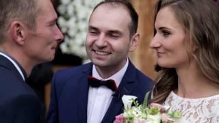 wesele Justyna i Marcin