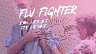 Be a Flu Fighter, get the flu shot   SIU Medicine