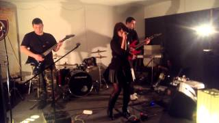 Crocuta (Tiraspol, Moldova, Darkwave) Live in Club 19