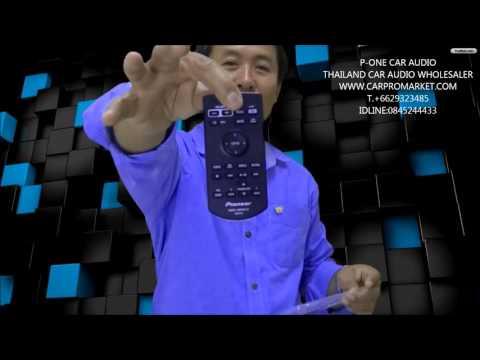 PIONEER AVH-X5850BT ทีวี2ดิน 2016 ราคาถูก12000 บาท By P.one084-5244433