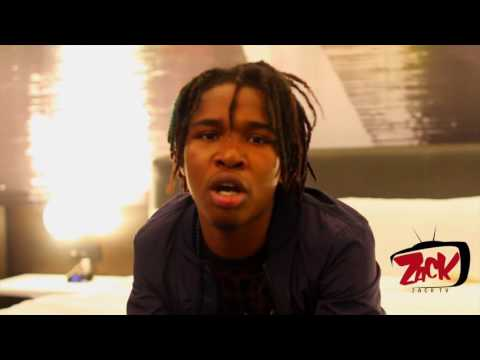 *Brooklyn | Aladdin Xantander Talks Being The Only BD Rapper In New York | Shot By @TheRealZacktv1