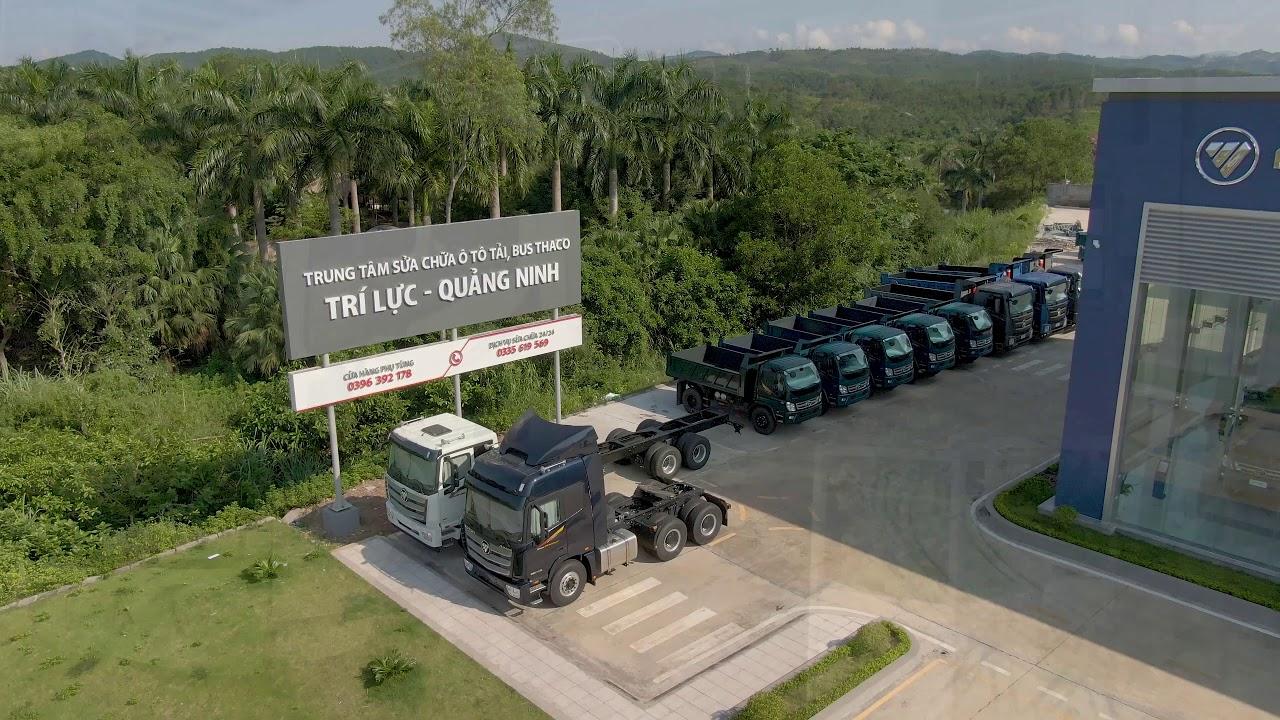 TVC Quảng Cáo Trung Tâm Ô Tô Tải Bus Thaco Trí Lực – Quảng Ninh